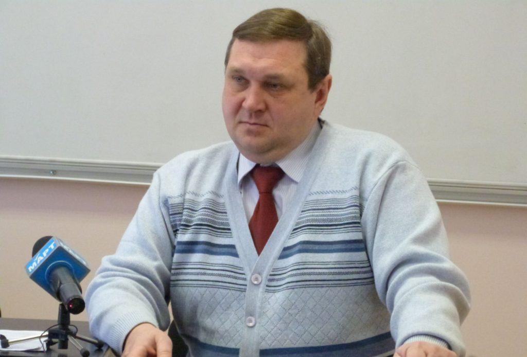 """Михайло Золотухін директор """"Фонду розвитку м.Миколаєва"""""""